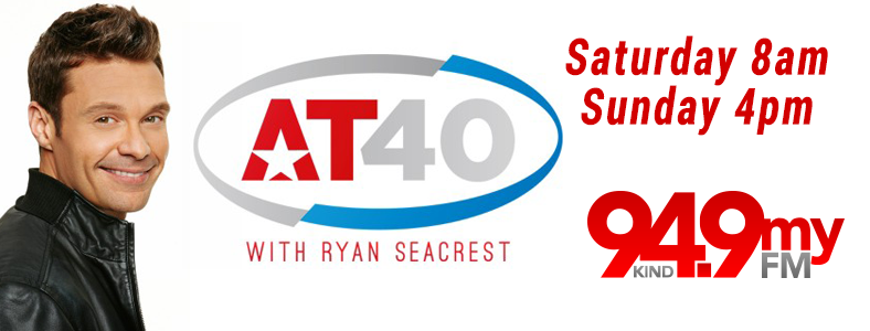 America's Top 40 with Ryan Seacrest